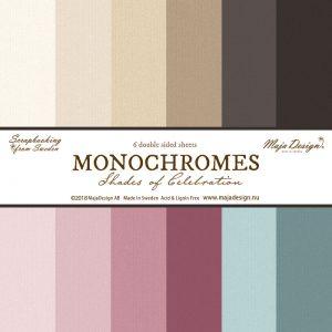 Monochromes - Shades of celebration